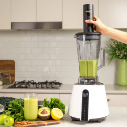 BioChef Living Food Blender with Automatic Vacuum Pump