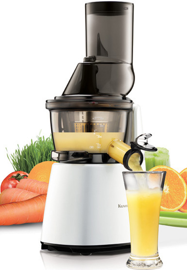 Kuvings Whole Slow Juicer Elite C7000 Silver : Kuvings Whole Slow Juicer Elite C7000 White - upgraded Cold Press Juicer with 3
