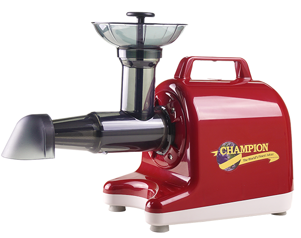 American Made Juicer ~ The champion juicer red made in usa