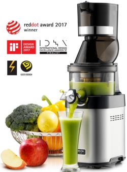Award Winning Kuvings Whole Slow Juicer Chef CS600