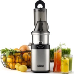 Kuvings Whole Slow Juicer Chef CS700 Can Juice Most Fruits and Vegetables
