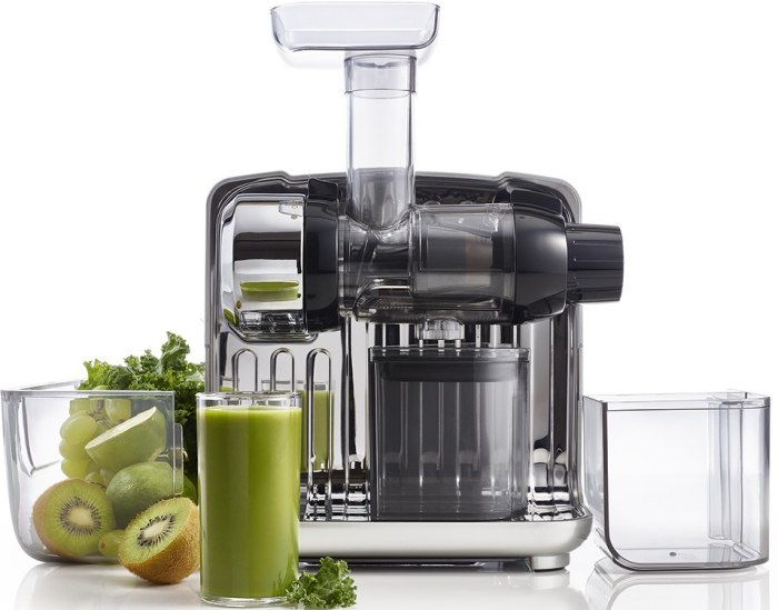 Latest Omega Juicer ~ All new omega cube s silver nutrition center juicer