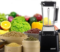 Greenis Vacuum Blend Can Process Many Ingredients