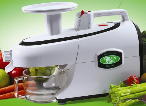 Green Star Elite GSE-5000 GSE Twin Gear Juice Extractor ...