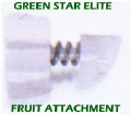 Green Star Elite Fruit Attachment