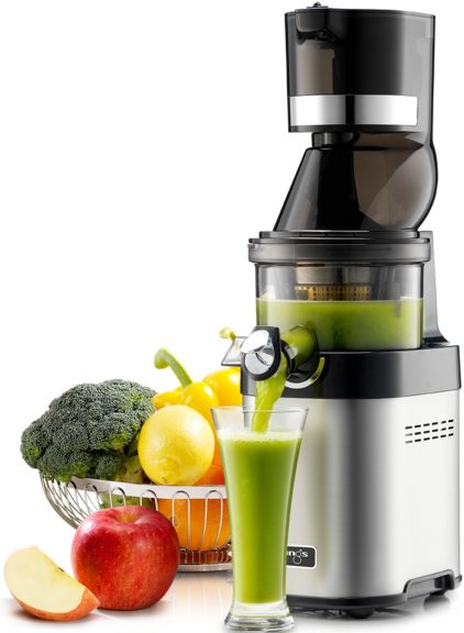 Kuvings Whole Slow Juicer CS600 - Commercial Cold Press Juicer with 3.5