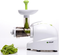 Lequip Omni set up for Juicing
