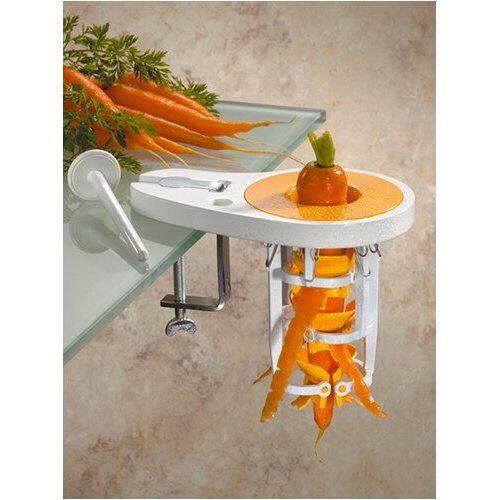 carrot peeler machine