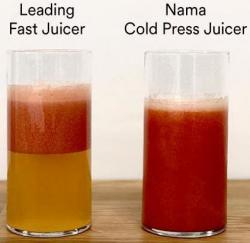 Slow vs Fast Juice