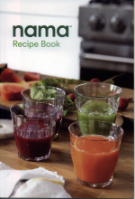 Includes a 73 page recipe book