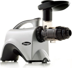 Omega Nc800 Slow Juicer : ALL NEW Omega NC800 Horizontal Single Auger Juicer- Excellent for juicing leafy greens and ...