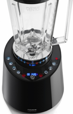 Smart Power Blender Control Panel