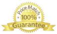 Low Price Guarantee - 100% Price Match