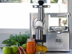 Pure Cold Juice Press