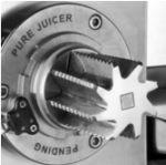 Pure Juicer Specially designed grinder