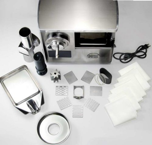 Pure Juicer Parts included