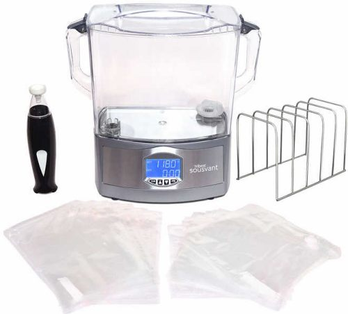 SousVide Parts Included