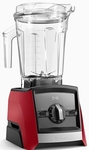 Vitamix Ascent A2300 Blender Red - Click to Enlarge