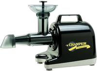 The Champion Juicer 4000 White