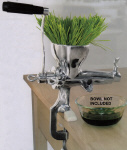 Economy Stainless Steel Wheatgrass Juicer