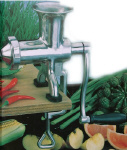 Hurricane Stainless Steel Juicer