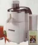 The Juicman II Elite Juicer - click to enlarge