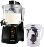 Commercial Nut Milk and Nut Butter Maker + Butter and Smoothie Pack
