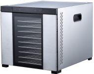 Samson Silent 10 Tray Stainless Steel Dehydrator