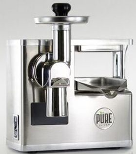 Pure Stainless Steel Hydraulic Press Juicer